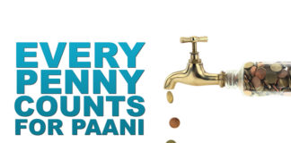 EVERY PENNY COUNTS FOR PAANI