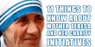 11 Things to Know About Mother Teresa and Her Charity Initiatives