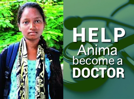 Help Anima Minz become a Medical Doctor
