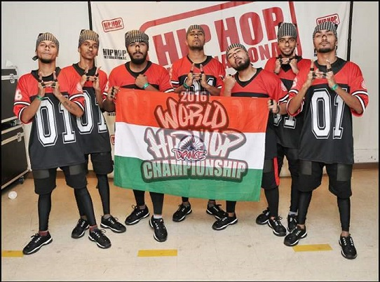 Support India to Win Gold at Hip Hop World Championship 2018